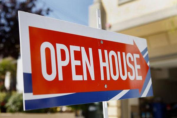 The Nationwide Open House event in Columbus has 417 homes participating, down from 698 last year.
