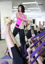 BODYLANGUAGE raised the barre for its fitness classes
