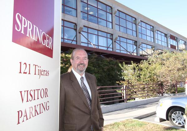 Tim House of Sperry Van Ness recently brokered the sale of Springer Square, a Class B office building Downtown.