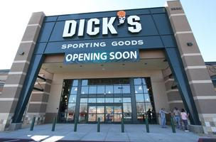 Dick's Sporting Goods has removed modern sporting rifles from sale nationwide, the company said.
