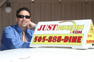Ron Patel and his business partner Jared Thrapp launched Just Dine In in 2007. Sales have grown by 15 to 20 percent each year, even during the recession.