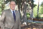 What summer break? New UNM prez <strong>Frank</strong> dives in