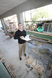 Ian Harmon, president, Progressive Construction Management