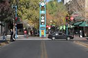 The Fourth Street Mall corridor downtown, a pedestrian promenade connecting Central and Tijeras with Fourth Street, has languished. The Downtown Action Team plans to redesign it, making it a curved one-way street with retail kiosks.