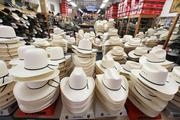 The Man's Hat Shop at 511 Central Ave. NW has been a Downtown fixture for 68 years. Carl Dunlap started the business, and his son Stuart runs it, customizing his wares using 100-year-old wooden hat forms.