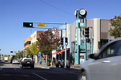 Albuquerque's business improvement district, which includes part of Central Avenue, is up for renewal this year.