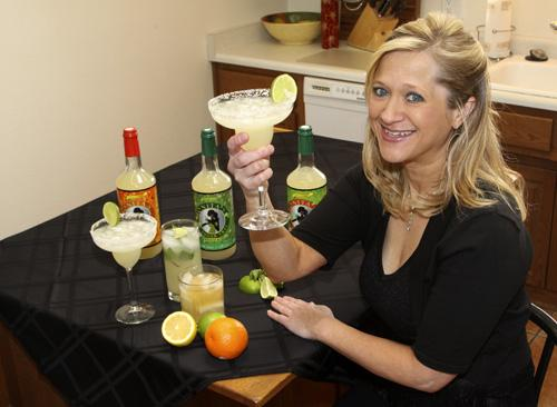 Bonnie Burchell has created sugar-free drink mixes in three flavors to date and hopes to roll out her new product nationally in the near future.
