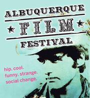 The late Dennis Hopper is considered the founding father of the Albuquerque Film Festival, and his image graces the festival's logo.