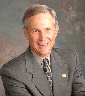 New Mexico's former top banking regulator Bill Verant.