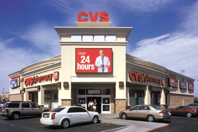 Kings-X is closing to make room for a CVS pharmacy.