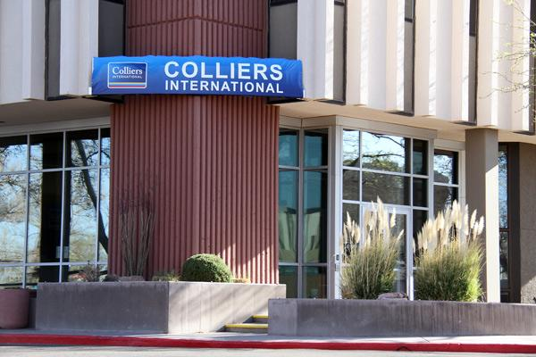 Colliers is expanding to Dayton, first with a temporary office and then with an permanent location, yet to be determined.