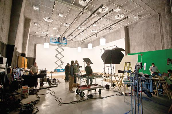 Digital FX in Baton Rouge has grown over 25 years from doing commercial work into working on films and television series.