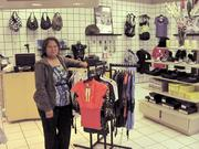 LyAnne Shondeenz opened women's apparel store Shondeenz at the Animas Valley Mall in February. It's one of two Navajo-owned stores in the center.