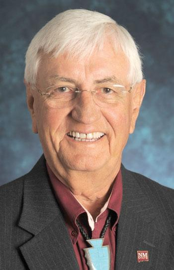 Former Gov. Garrey Carruthers told New Mexico legislators that he doesn't see the state returning to its pre-recession employment levels before 2019.