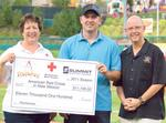Summit Electric hits home run with Red Cross, Isotopes