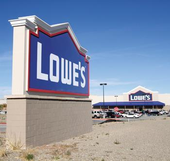 Lowe's is expanding its call center presence in Albuquerque.