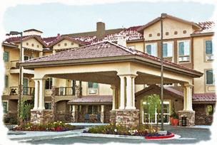 Rising on the Westside is Spectrum Retirement Community's first New Mexico assisted living community, Palmilla Senior Living. The 13-acre project includes retail and office sites.