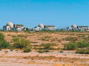 PNM is a part-owner of the Palo Verde Nuclear Generating Station in Arizona.