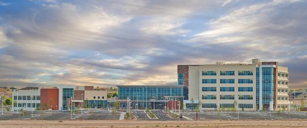 Officials from Presbyterian Healthcare Services will brief the Sandoval County Commission Thursday night about a planned expansion of Presbyterian Rust Medical Center in Rio Rancho.