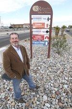 Economic slowdown helped spark idea for Rio Rancho Signs