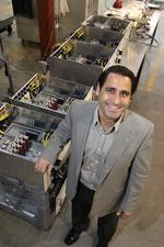 Optomec's lasers lift company revenue while circling planet