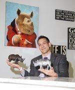 Vasquez works to build athlete clientele