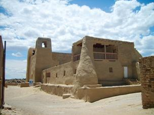 The San Esteban del Rey mission at Acoma Pueblo, completed in 1640, is a major tourist draw for the pueblo. The recently formed New Mexico Indian Tourism Alliance allows tribes to share resources and tourism information.