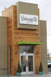 Vinaigrette opened in November at 1828 Central Ave. SW and has attracted brisk business. Restaurateur Erin Wade's original Vinaigrette location is in Santa Fe.