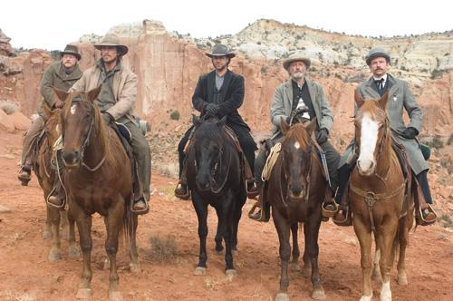 """The film """"3:10 to Yuma"""" was mostly shot around the Land of Enchantment."""