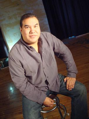 Eyre is a member of the Cheyenne and Arapaho tribes. He says his goal is to make SFUAD the flagship film school in the state.