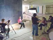 Local film professionals have been documenting Susan G. Komen For The Cure's work raising funds for breast cancer research. They have interviewed volunteers, including Christi Rich, board president for Komen, and cancer survivors.