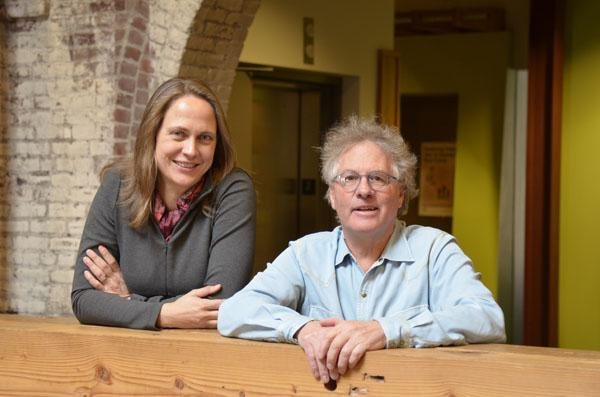 Spencer Beebe, who founded Ecotrust in 1991, will hand over the reins to Astrid Scholz who will take over as president. Beebe will become chairman of Ecotrust's board of directors.