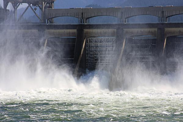 With high-water season back, Bonneville Power Administration made its first curtailment order over the weekend, requiring wind energy operators to power down.