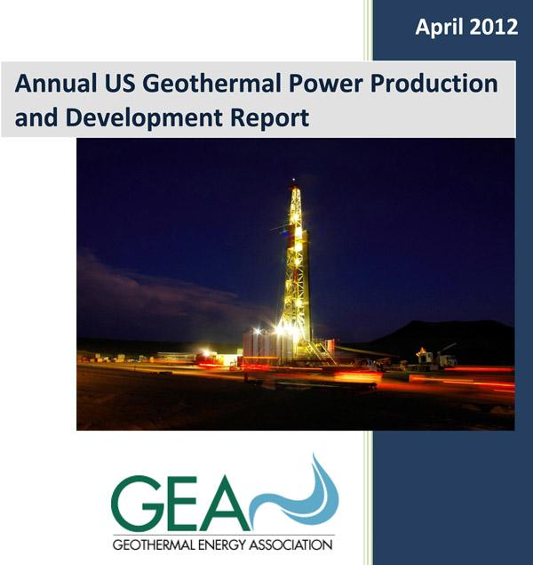 Oregon is the third busiest state when it comes to geothermal energy development.