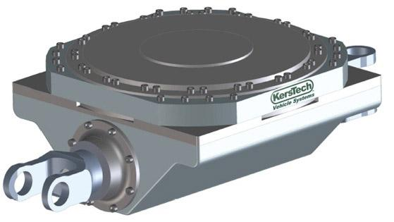 KersTech Vehicle System's compound motor will use control technology developed at Oregon Institute of Technology.