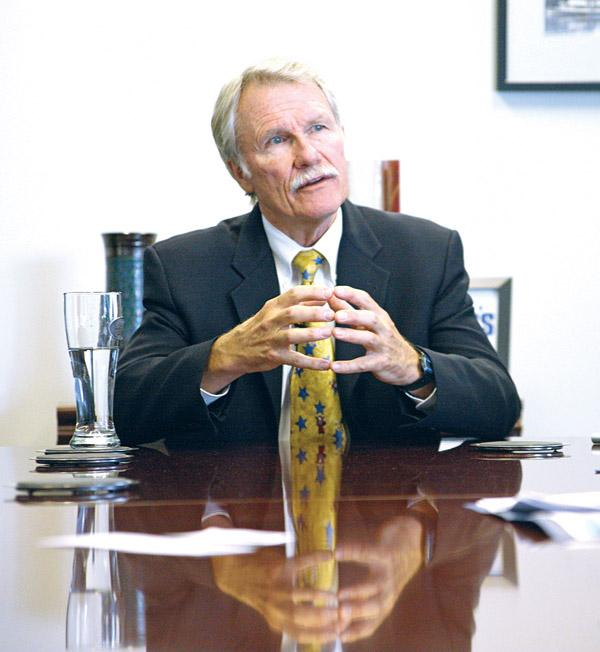 Gov. John Kitzhaber has asked his energy plan task force to come up with some bold ideas.