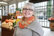 Georganne Sader is the chef behind many of the market's recipes.