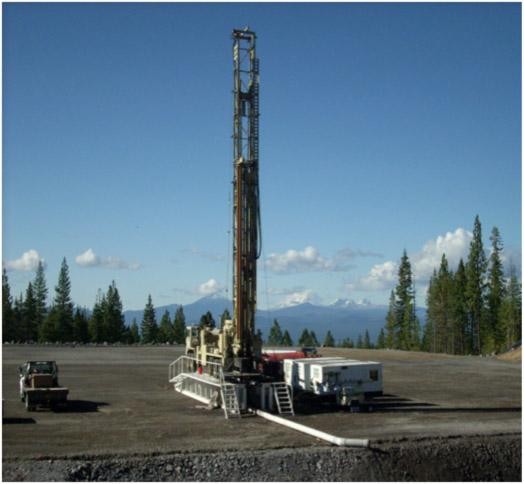The Newberry Volcano Enhanced Geothermal Systems Demonstration could make geothermal energy more affordable.