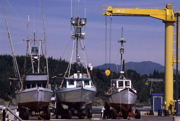 The deadliest catch in the U.S. isn't in Alaska. Workers in Northeast fisheries are far more likely to be killed on the job.