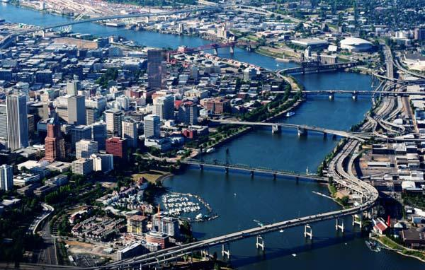 Portland ended up again on the top of a green cities list — though it shares the honor with Seattle and San Francisco — this time ranked by its policies.