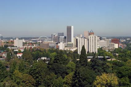 Portlanders are responsible for 26 percent fewer carbon emissions than they emitted in 1990.
