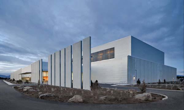 Facebook's Prineville Data Center is adding design innovation to its list of awards.