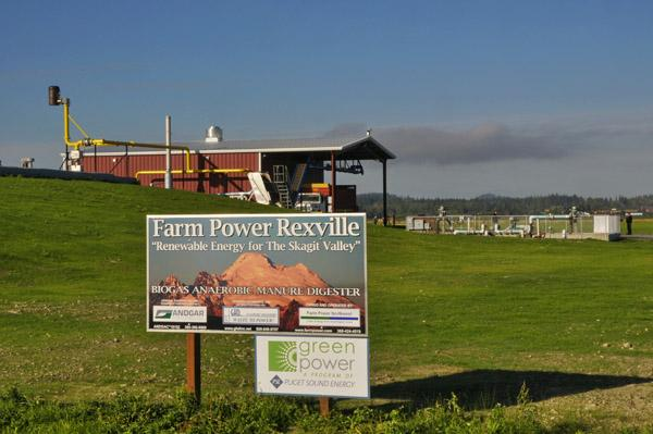 Farm Power is building energy-producing digesters in dairy towns at about $4 million each.