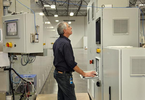 SoloPower is suspending operations at its North Portland plant due to ongoing financial problems.