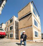Portland affordable housing complex takes modular approach to green