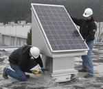 Oregon startup refining solar-powered rooftop ventilator
