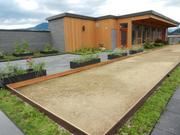 The green roof plan was put together by Spring Lake, Mich.-based LiveRoof LLC.