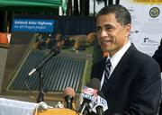 Federal Highway Administrator Victor Mendez congratulated Oregon on its leadership.