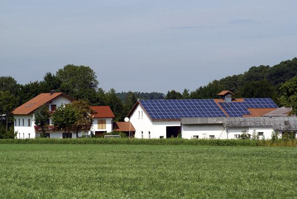 Nine of the USDA grants in Oregon will go to finance rural solar installations.