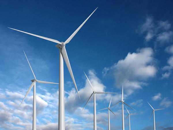 Texas ranks first in the country in terms of wind power.